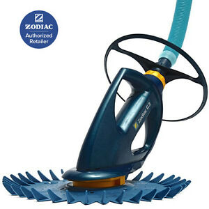 ZODIAC BARACUDA G3 AUTOMATIC IN GROUND SUCTION SIDE POOL CLEANER W03000