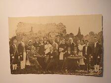 Alt-Heidelberg - 1924 - wohl Theaterstück Schauspieler - Foto / Studentika