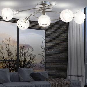 Details zu Top Deckenleuchte Wohnzimmer LED Beleuchtung 20 Watt Flur  Deckenlampe modern neu