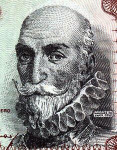 Espagne-SPAIN-ESPANA-Billet-1-Pesetas-1953-Marques-de-Santa-Cruz-NEUF-UNC