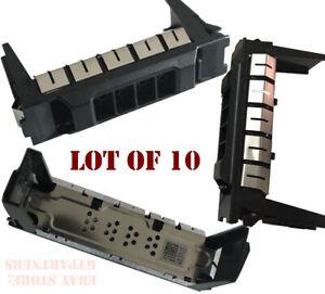 "Lot of 10 3.5"" Hard Drive Bay Blank Filler 4F7V1 for PowerEdge R430 R530 R730"
