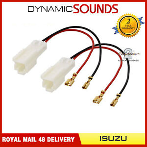Details about CT55-IZ02 Car Speaker Adapter Harness Connectors for on