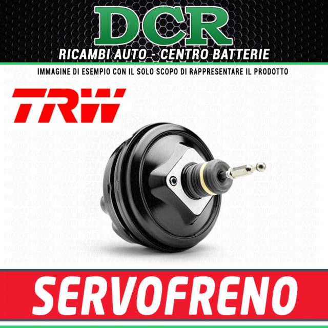 Bremskraftverstärker TRW PSA727 Mercedes