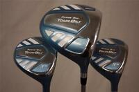 Lady Powerbilt Womens Driver 3 5 Fairway Woods Golf Graphite L Ladies Clubs