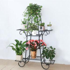 7-Tier-Iron-Plant-Stand-Flower-Pot-Display-Metal-Shelf-for-Balcony-Room-Garden