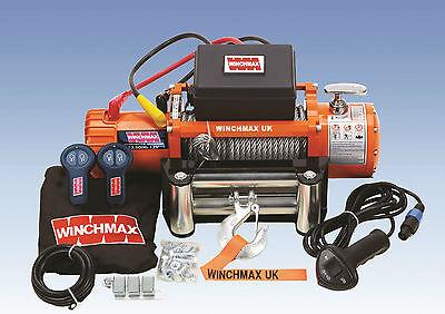 ELECTRIC WINCH 12V 4x4 13500 lb WINCHMAX BRAND