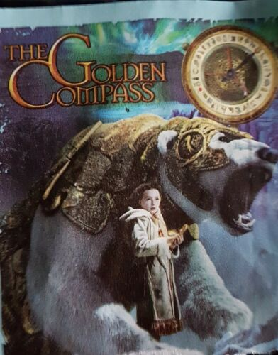 THE GOLDEN COMPASS X5O LOOSE STICKERS