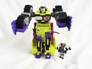 Scavenger Transformers Armada and Minicon Roll Bar Autobot Action Figure