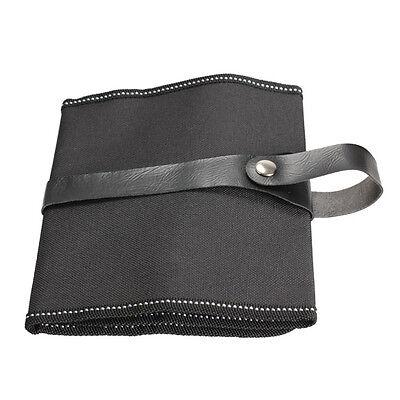 Canvas Wrap Roll up Pen Case Pencil Bag Holder Storage Pouch for 36pcs Pens