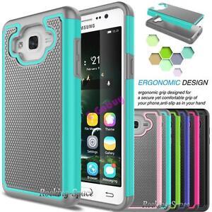 Neuf-Slim-Chocs-Armure-Hybride-Robuste-Caoutchouc-Etui-pour-Samsung-Galaxy-On5
