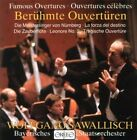 Famous Overtures (sawallisch Bavarian State Orchestra) CD