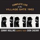 Sonny Rollins Quartet - Complete Live at The Village Gate 1962 CD Solar Rec