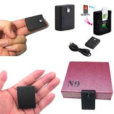 Mini GSM SIM Card N9 2-Way Auto Answer & Dial Audio Voice Monitor Camera DV E0