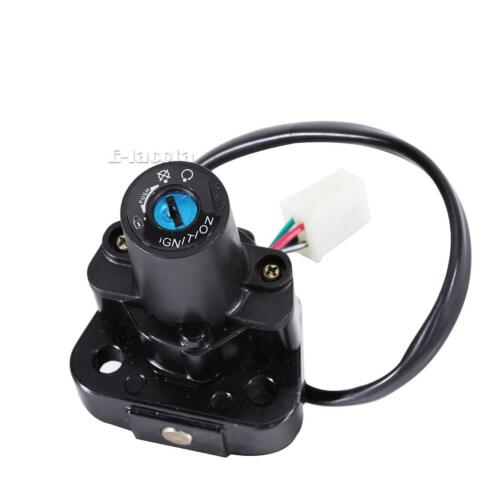 Fue Gas Cap Ignition Switch Lock Key For Yamaha YZF 600 1000 XJR 400 1200 1300
