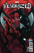 Venomized #1 C2e2 Venom VS Carnage Variant Marvel Comics NM 2018