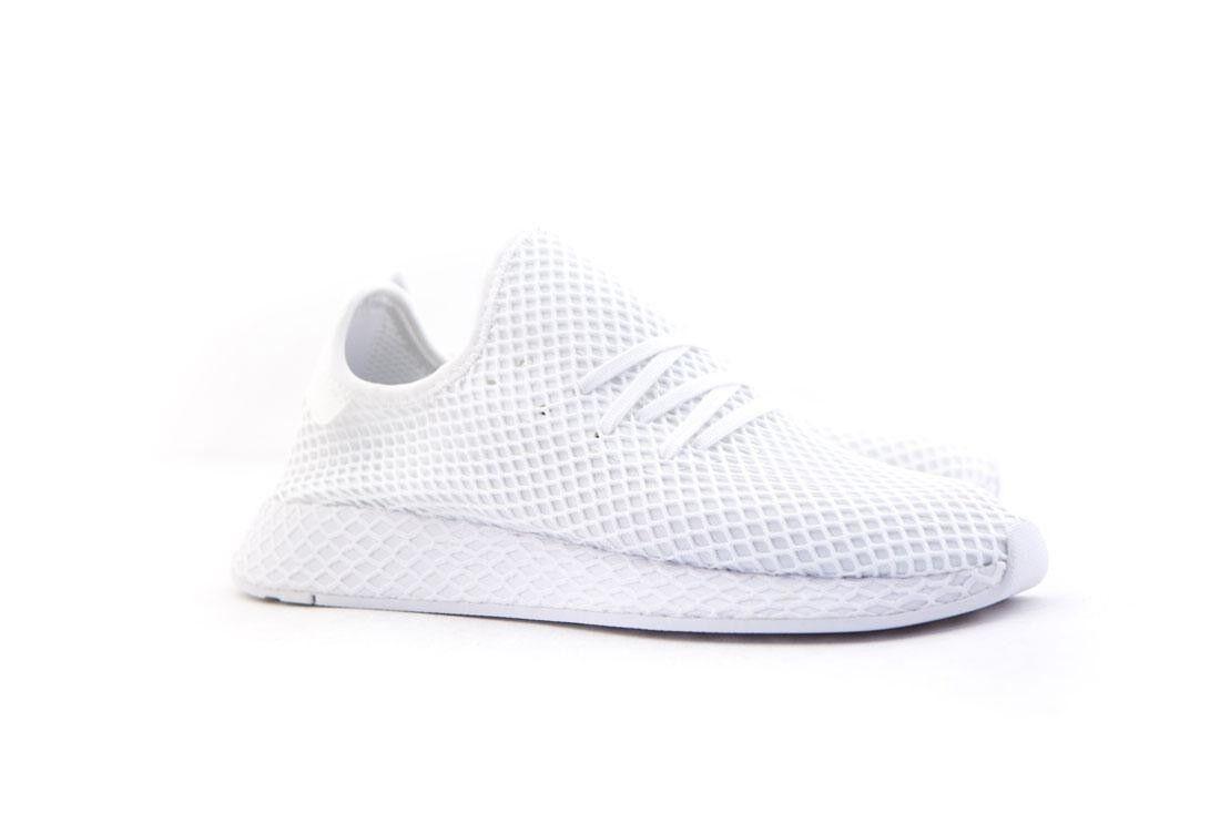 Cq2625 uomini adidas uomini Cq2625 deerupt runner bianco (white 409220