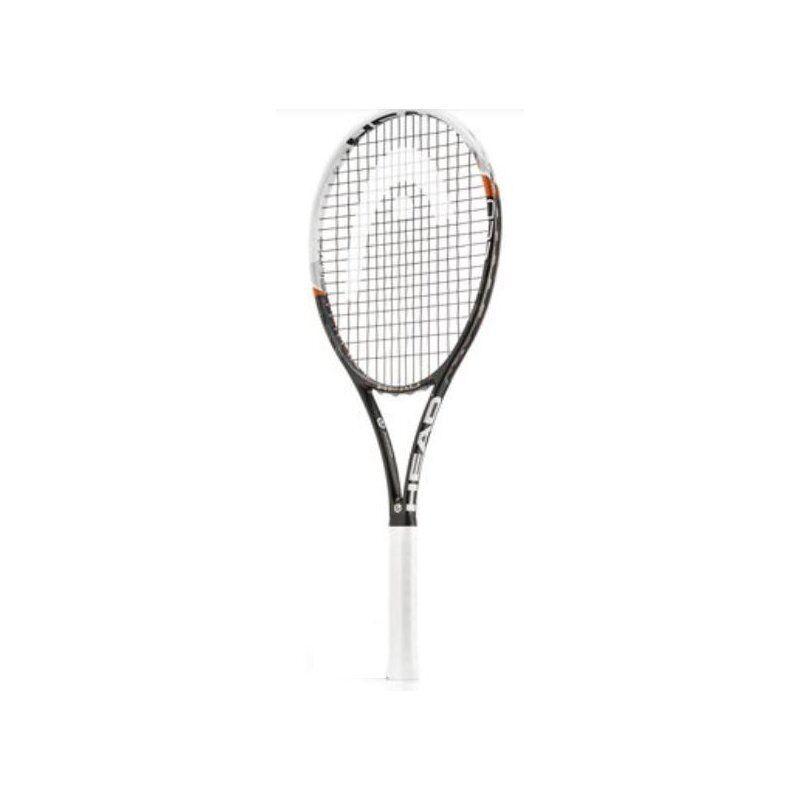 Head Graphite Speed Elite besaitet Griff 4=4 1 2 Tennis Racquet