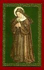 santino HOLY CARD SANTA CRESCENTINA SANTINI