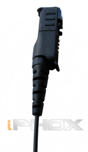 Earpiece Headset PTT for Motorola Radio XPR3300 XPR3500 XIR P6620 E8608 MotoTRBO