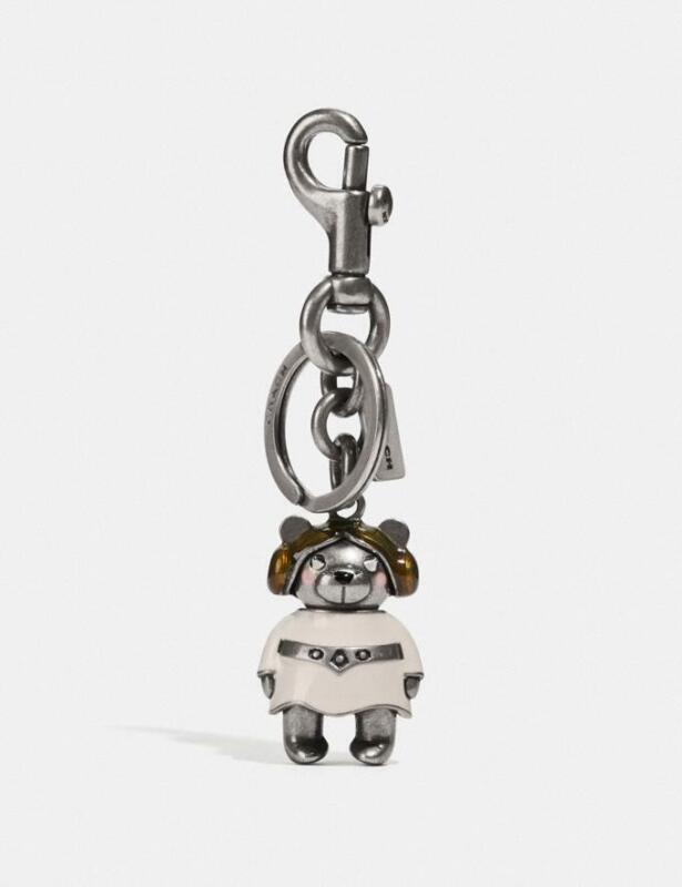 Logical Coach Star Wars X Bears Keychain Charms Various With The Most Up-To-Date Equipment And Techniques
