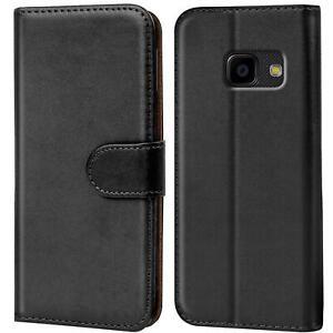 Book Case für Samsung Galaxy XCover 4 4S Hülle Tasche Flip Cover Handy Schutz