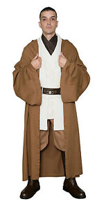 Light-Brown-Jedi-Robe-Tunic-Compatible-with-an-Obi-Wan-Kenobi-Costume-Quality