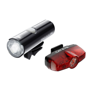 Cateye Volt 400xc Rapid Micro - BRAND NEW - HL-EL070RC + TL-LD635-R