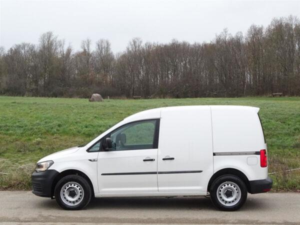 VW Caddy 2,0 TDi 102 BMT Van - billede 1