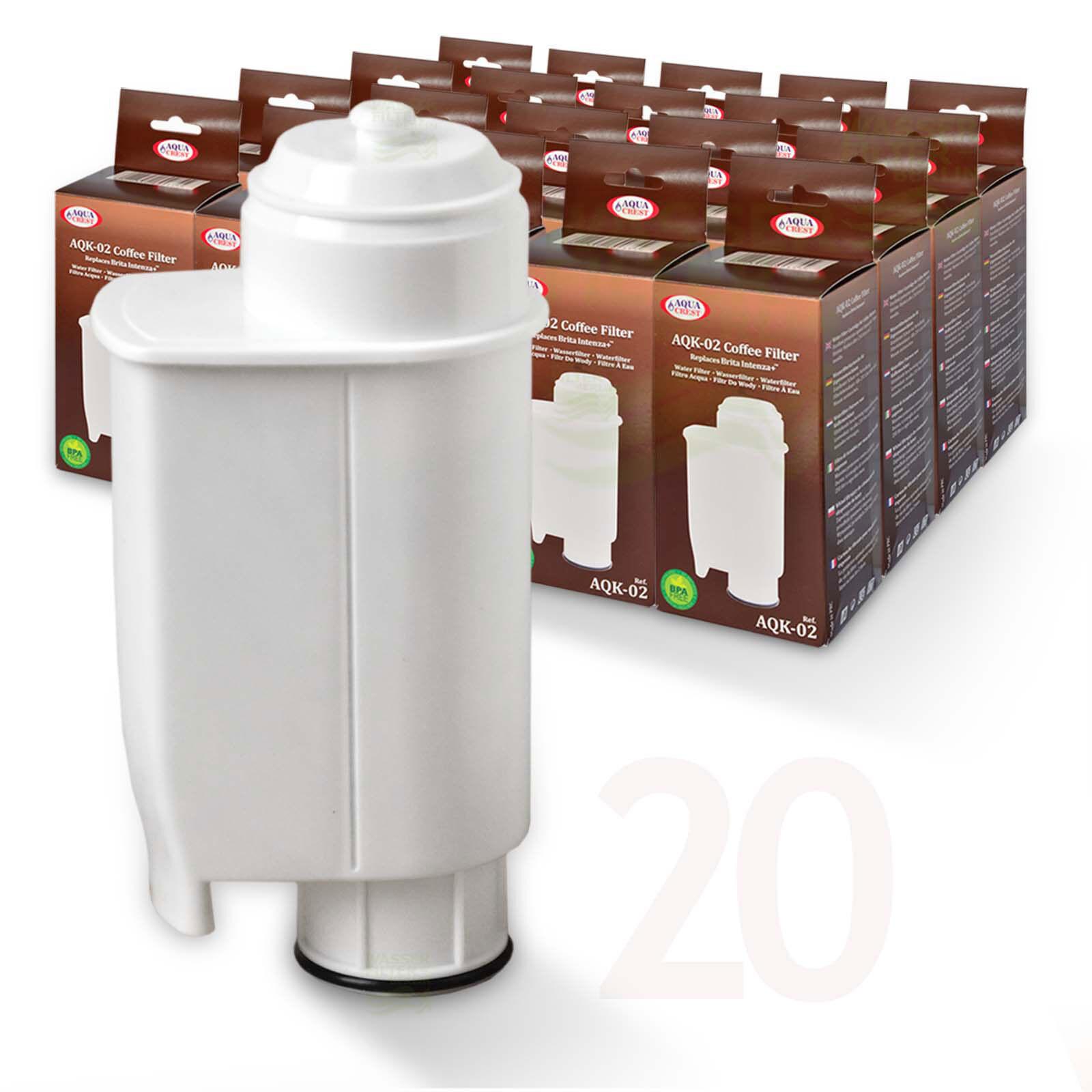 20x Intenza Plus Compatible Filtre à Eau pour Saeco Phillips Bosch Kaffeemasch.