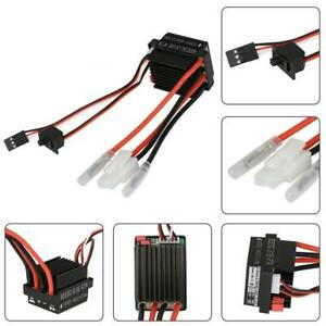 High-Voltage-Waterproof-320A-Brushed-ESC-Speed-Controller-For-RC-CarBoat-Motor