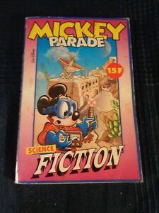 Libro-Nino-Mickey-Parade-No-234-1999-Ediciones-Hachette-Disney