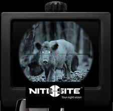 NiteSite VIPER Spotter XV Nachtsystem Nachtsichtgerät für Zielfernrohr + Montage