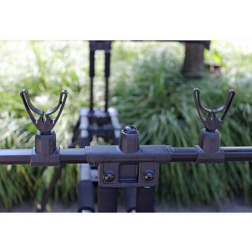 4 stücke Angelrute Butt Rest für Karpfen Angelrute Pod Bank Sticks Buzz