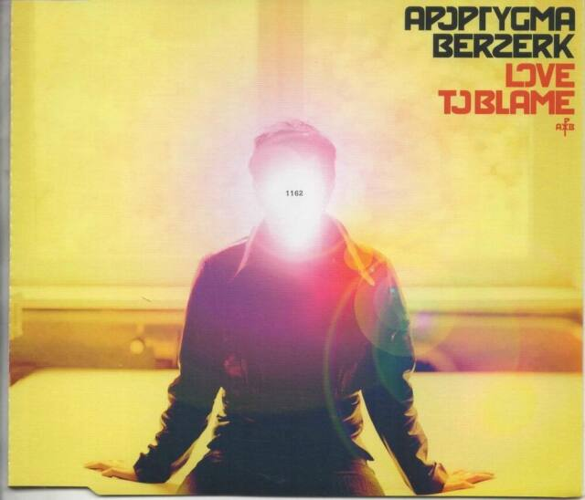 Apoptygma Berzerk Love to Blame Basic Maxi CD NEU Lost In Translation