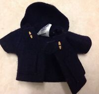 Original Small Paddington Bear Blue Coat Gabrielle Designs Made In England