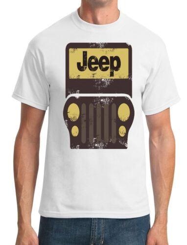 Jeep Mens T-Shirt Offroad 4x4 Legend