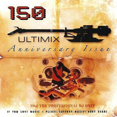 Ultimix 150 CD Ultimix Records Miley Cyrus,Lady Gaga,Jada,3OH!3,Cascada,Shakira