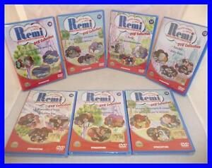 DVD Nuovo REMI NUMERO 8 Con 2 EPISODI Super Prezzo ORIGINALE Sigillato