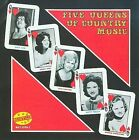Five Queens of Country Music by Patsy Cline (CD, Sep-2008, Starday Records)