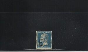 Perforé France N° 180 - Ec 27
