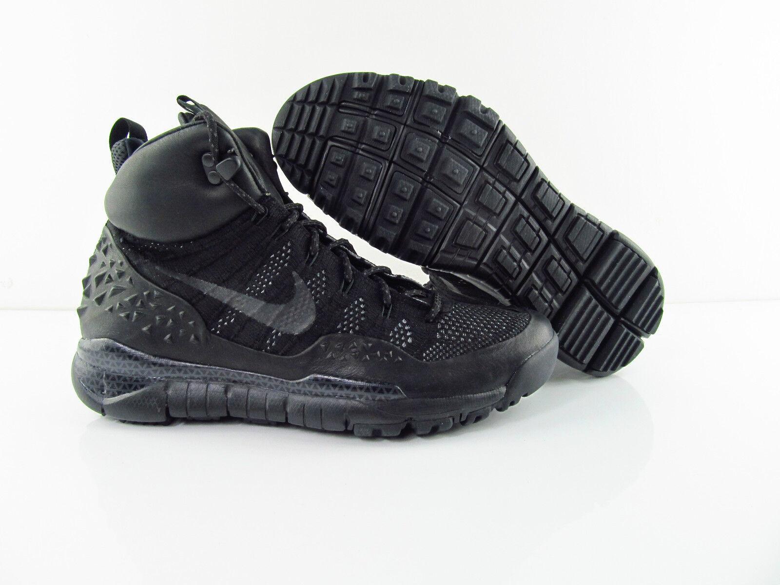 79911aaf94 Nike Lupinek Flyknit ACG Black Anthracite NIKELAB UK_12 US_13 Eur ...