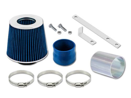04-08 Pontiac Grand Prix 3.8 V6 Short Ram Air Intake System w//Filter BLUE