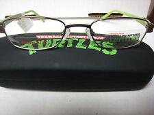 NICKELODEON TEENAGE MUTANT TURTLES  TM01  BROWN  47-18-130  Eyeglass Frame