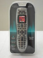 In Box Logitech Harmony 650 Advanced Universal Remote Control 915-000159