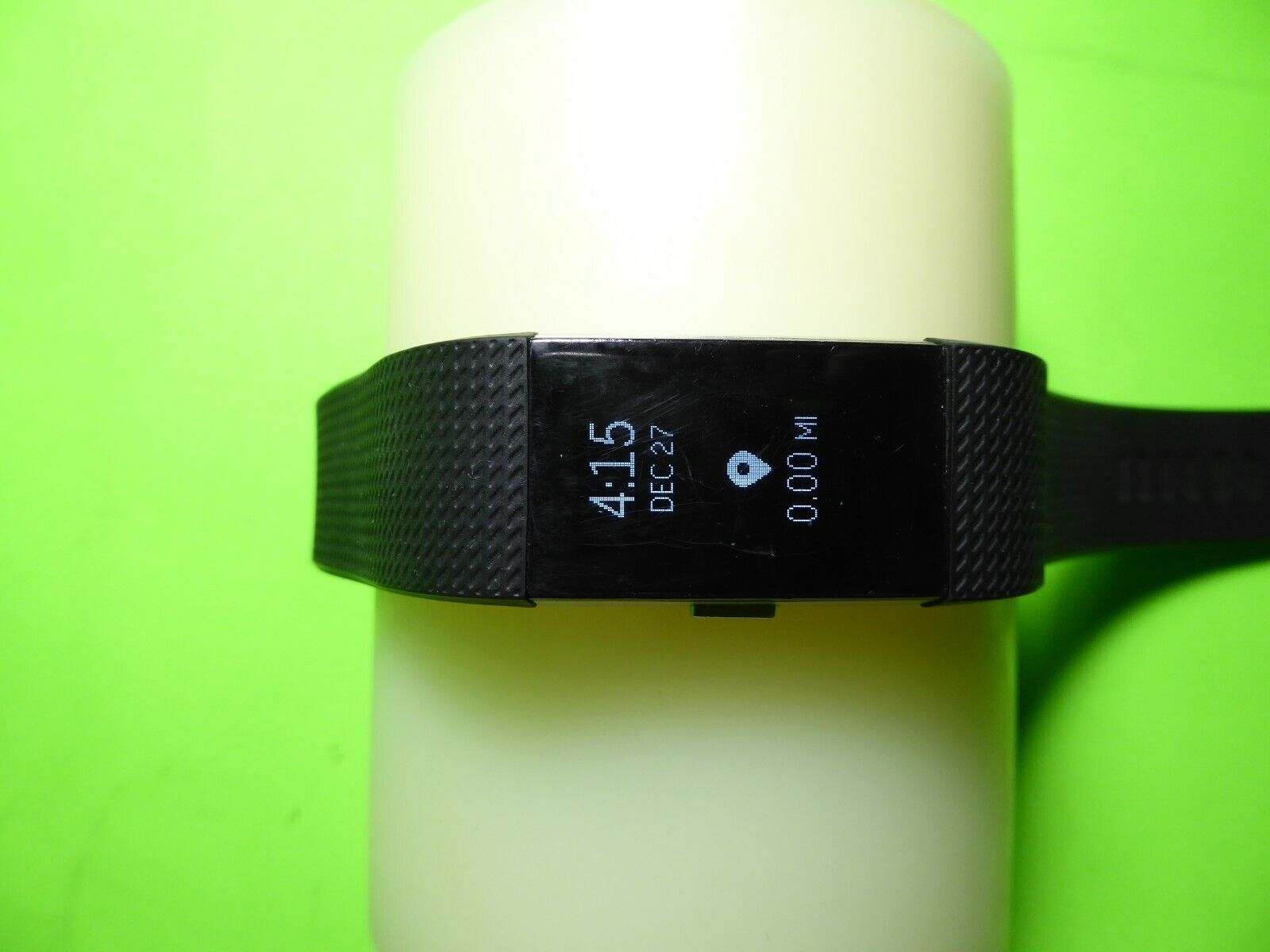 FITBIT Charge 2 Activity Tracker + Heart Rate  Black OLED