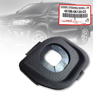 Cruise Control Should Not Be Used >> Steering Wheel Cruise Control Cap Genuine Toyota Fortuner Hilux Revo