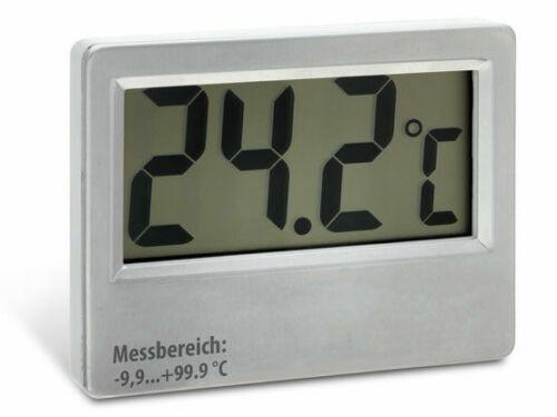 10 ° C à 100 ° C Digital LCD sauna chaudière Fernthermometer Grand Jumbo-Display