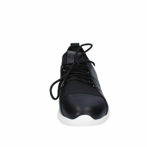 Scarpe Uomo ALEXANDER SMITH 40 EU sneakers nero pelle BR728-40