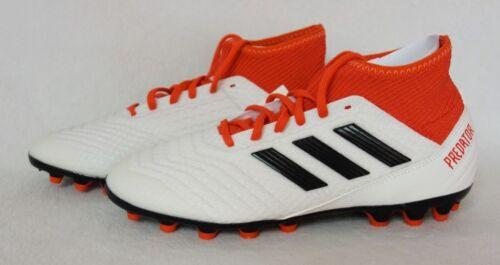 Adidas Fußballschuh Predator 18.3 AG, CP9307, weiss/schwarz/rot