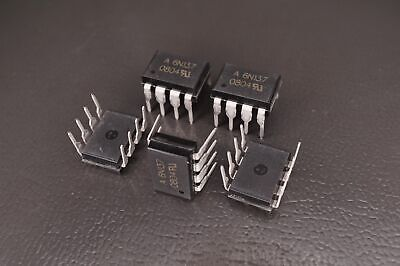 Lot of 14 CNY17F-3 Vishay Optocoupler Phototransistor Out 50mA 6-PDIP NOS